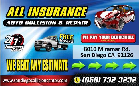 ALL INSURANCE AUTO COLLISION & REPAIR
