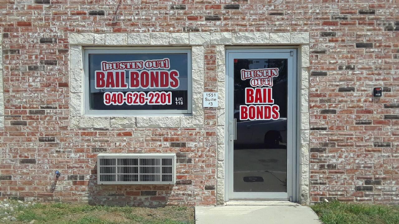 Bustin Out Bail Bonds - Decatur Texas image 1