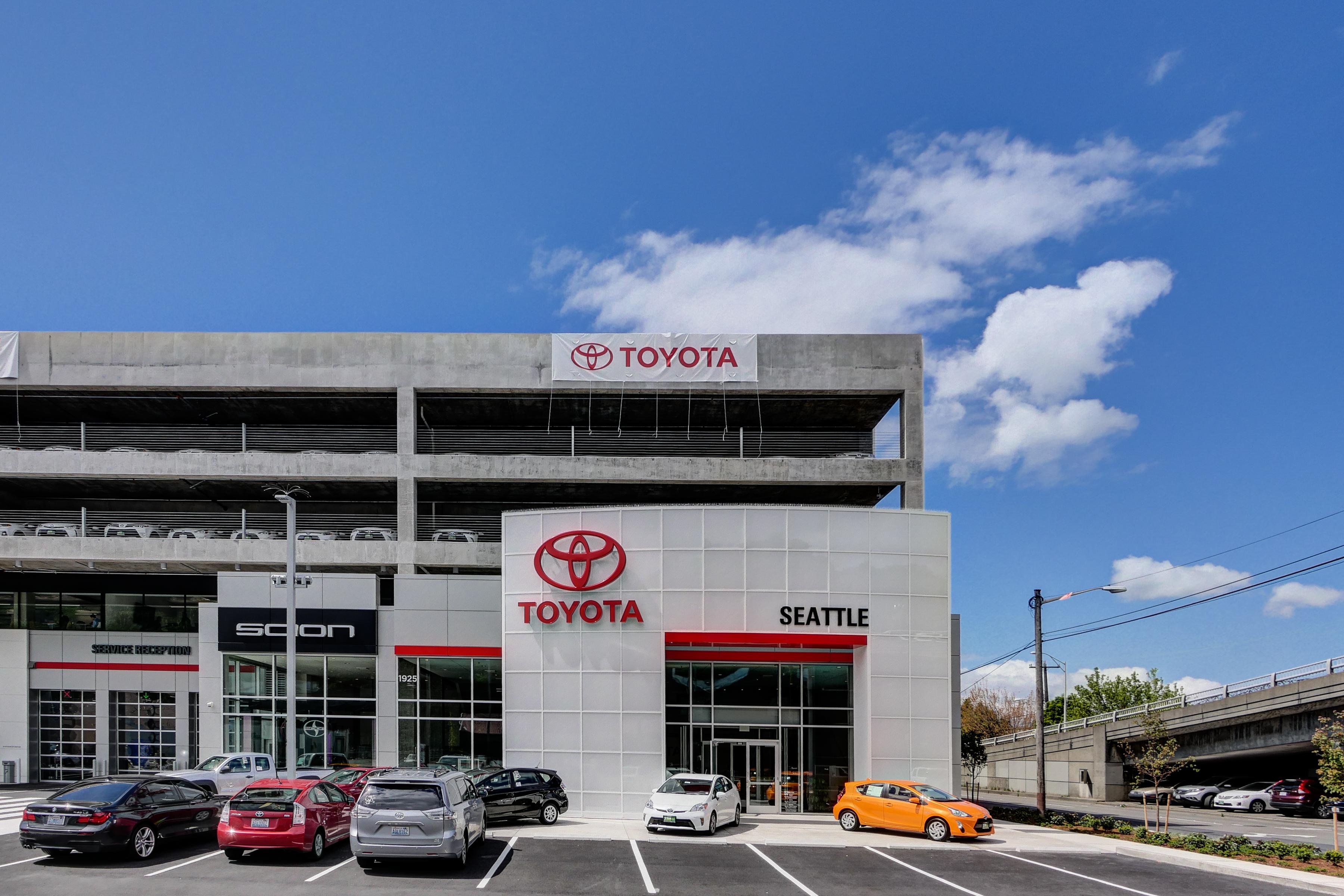 Toyota of Seattle - Seattle, WA