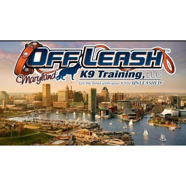 Off Leash K9 Training Maryland