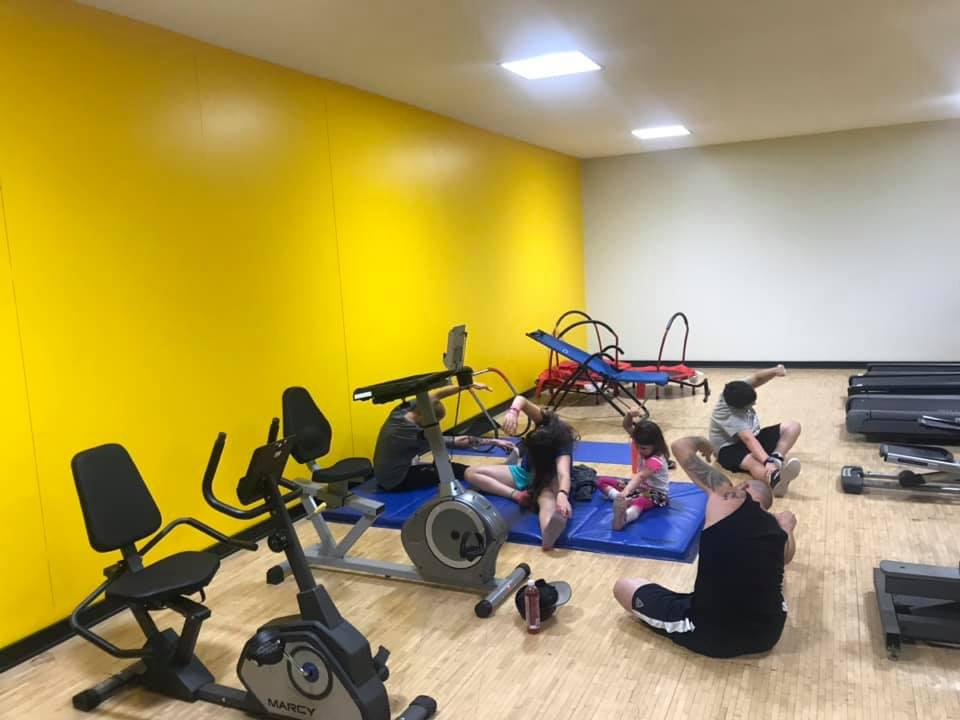 The Wall Gym & Fitness Center