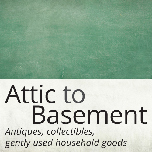 Attic to Basement Used Goods Shop - Bloomington, MN - Art & Antique Stores, Restoration