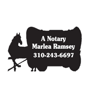 A Notary Marlea Ramsey