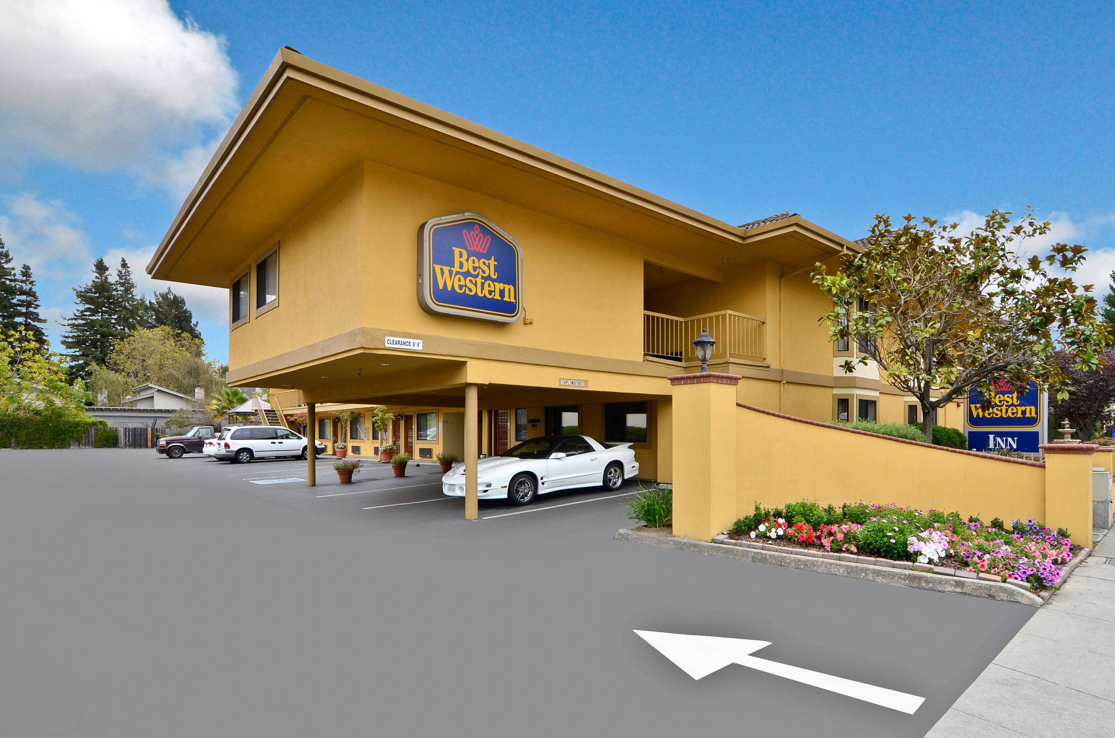 best western inn santa cruz ca business profile