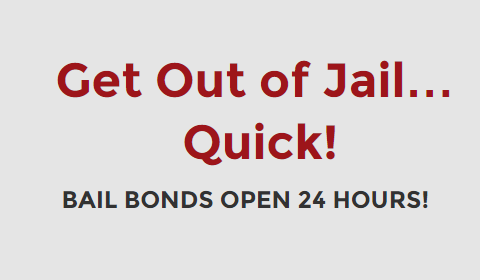 Get Out of Jail Quick with Herbert Bail Bonds! Call Us Today!