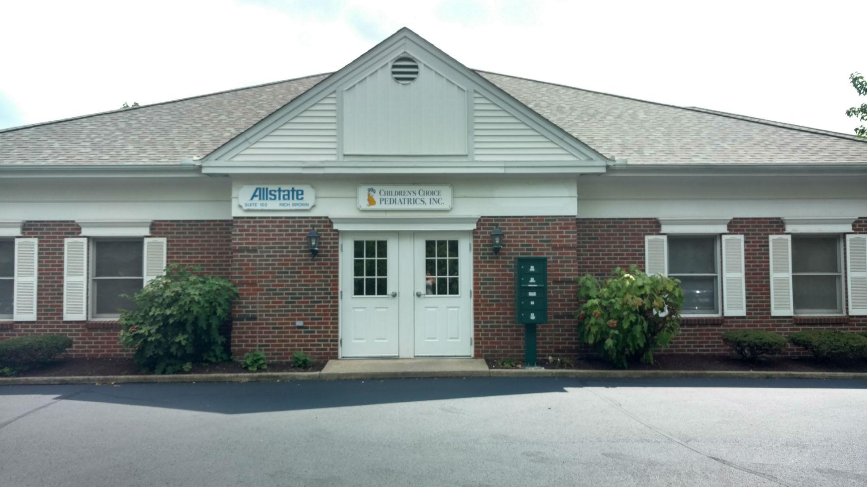 Richard W. Brown: Allstate Insurance image 0