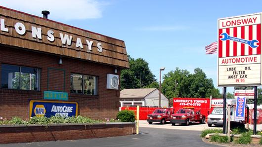 Lonsway Automotive & Towing Inc image 1