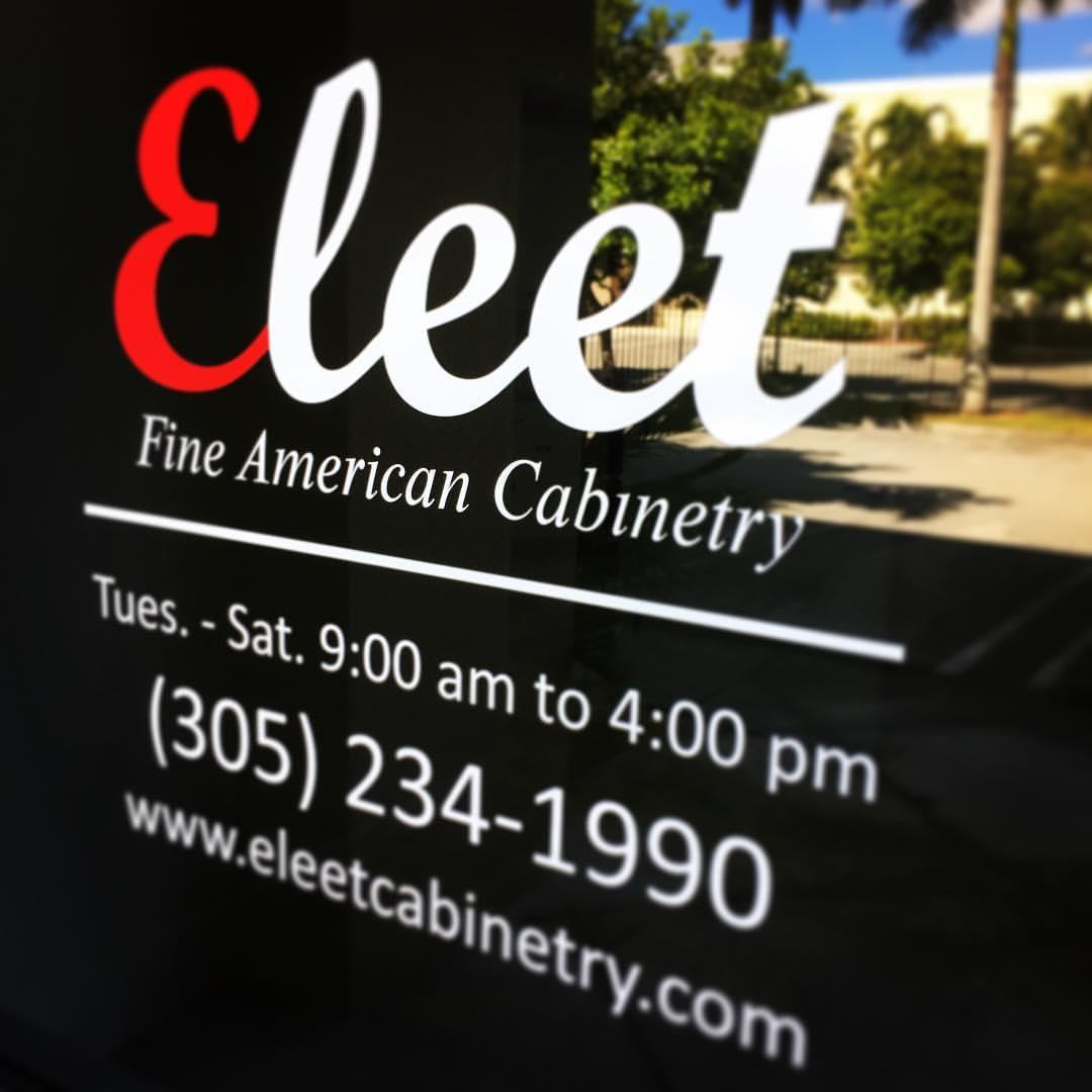 Eleet Fine American Cabinetry 13876 SW 119th Ave Miami, FL Kitchen  Remodeling   MapQuest