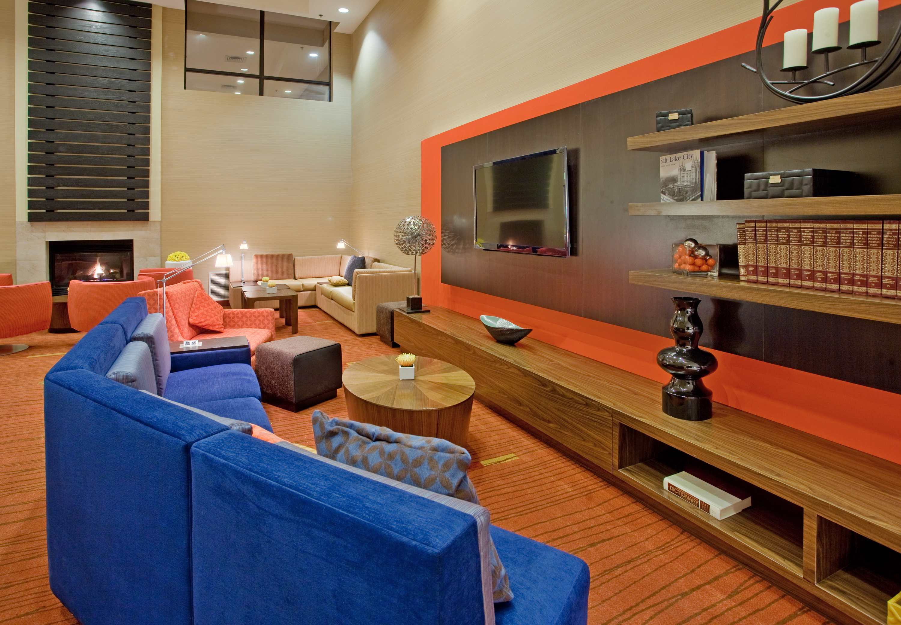 Courtyard by Marriott Salt Lake City Airport image 18