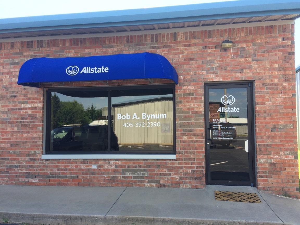 Allstate Insurance Agent: Bob A. Bynum image 1