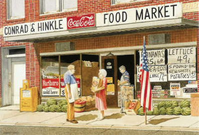 Conrad & Hinkle Food Market image 0