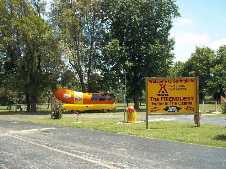 Springfield / Route 66 KOA Holiday image 19