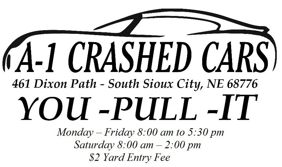A-1 Crashed Cars - Junk Removal South Sioux City Nebraska
