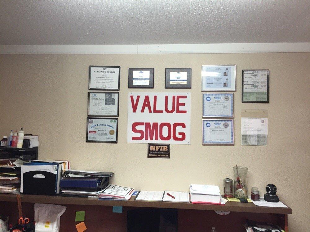 Value Smog Check image 1