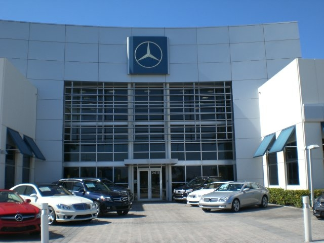 Mercedes benz of ft lauderdale for Mercedes benz of fort lauderdale