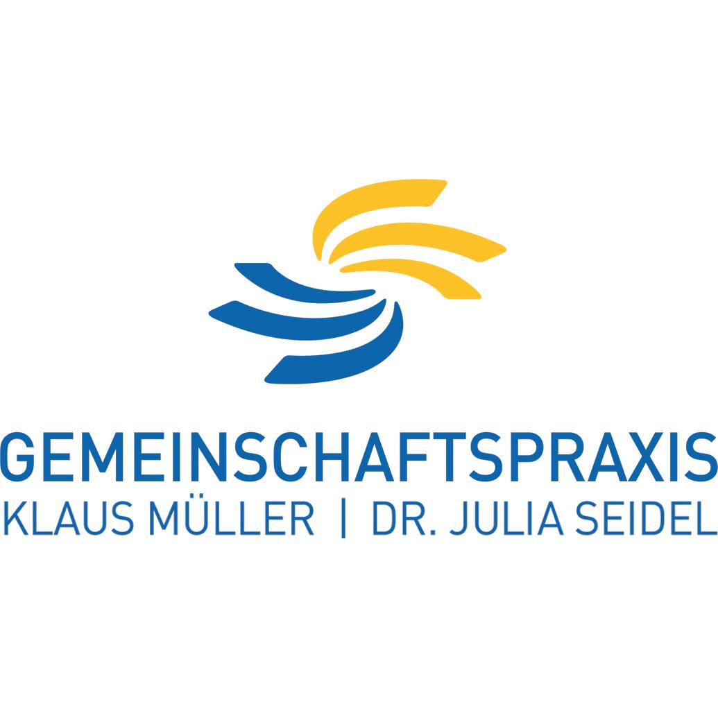 Logo von Gemeinschaftspraxis Klaus Müller und Dr. Julia Seidel