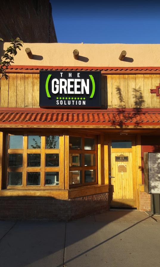 The Green Solution Recreational Marijuana Dispensary image 3
