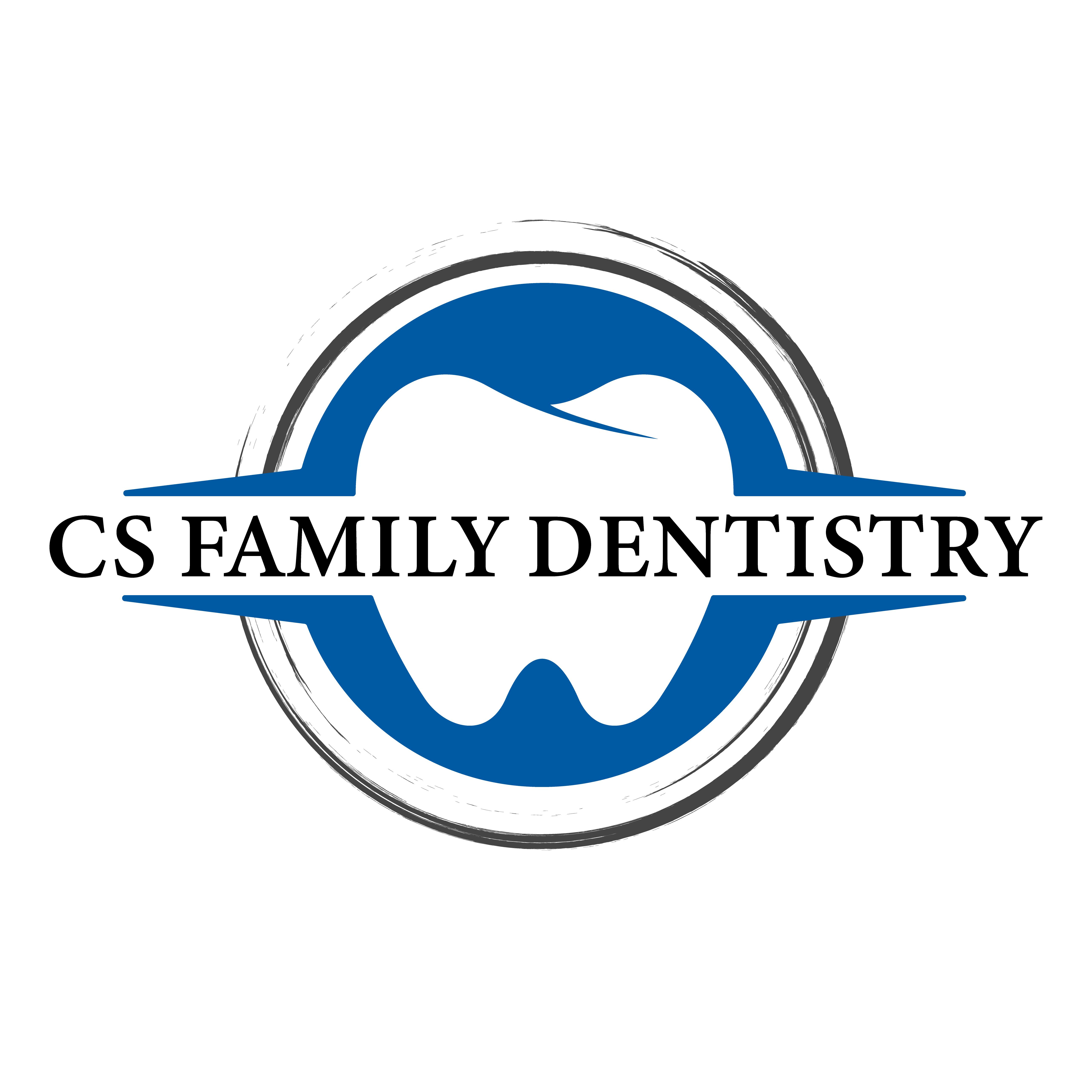 CS Family Dentistry: Cole Smith, DDS Logo
