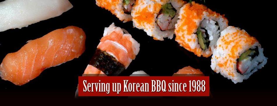 New Seoul Garden Korean Bbq Buffet Garden Grove
