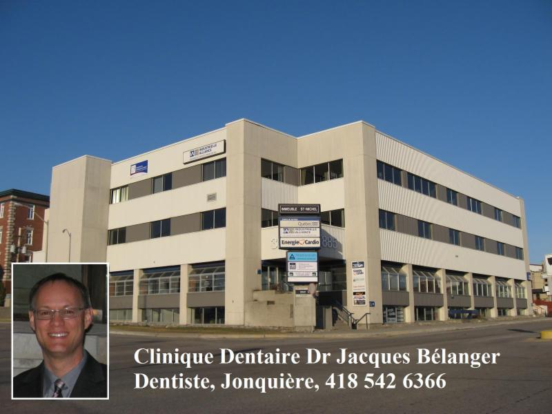 Clinique Dentaire Dr Jacques Bélanger in Jonquière
