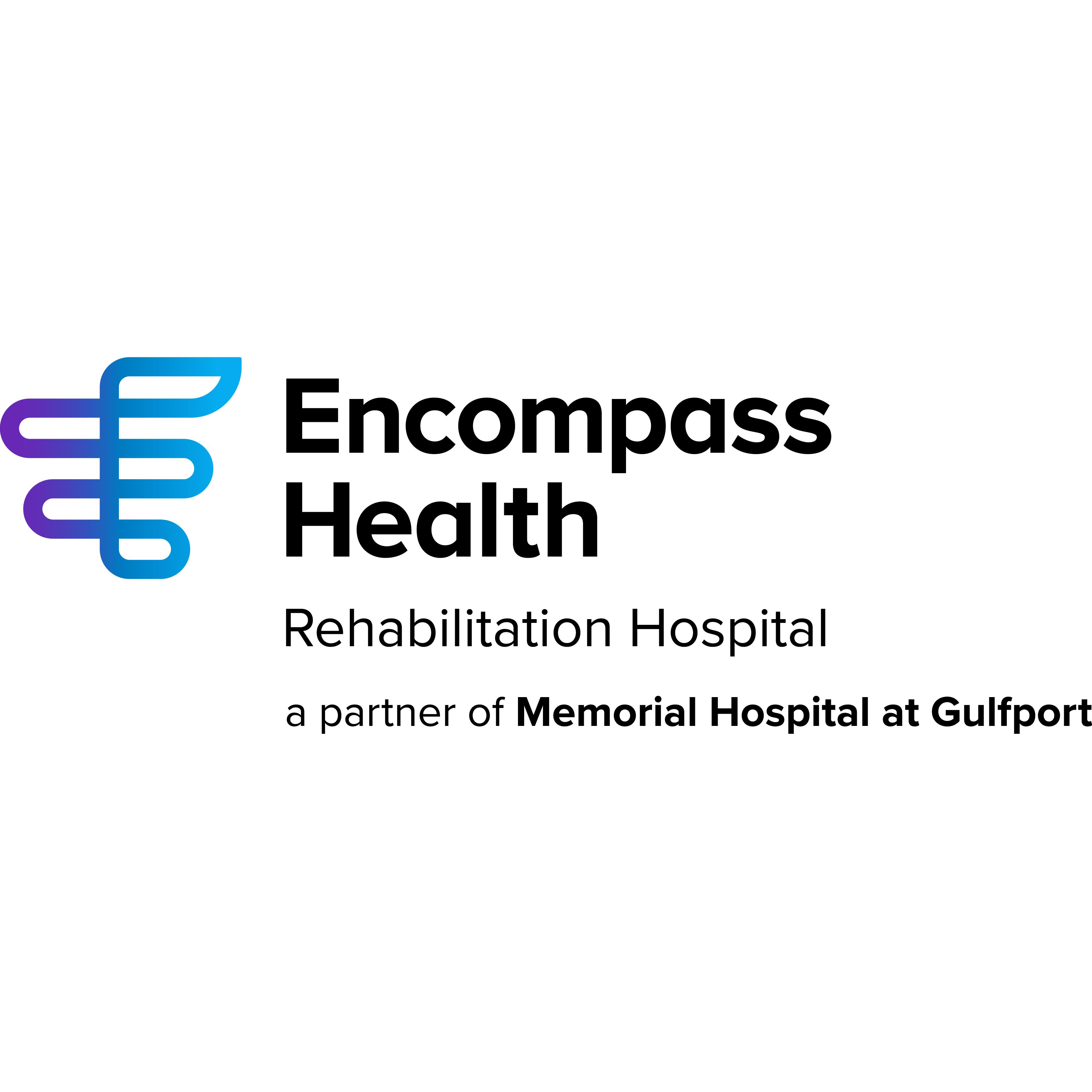 Encompass Health Rehabilitation Hospital, a partner of Memorial Hospital at Gulfport