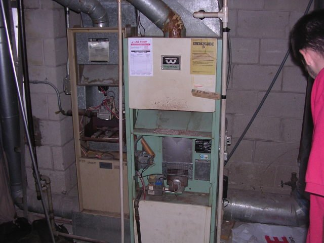 Homeowners Heating Cooling Services image 0