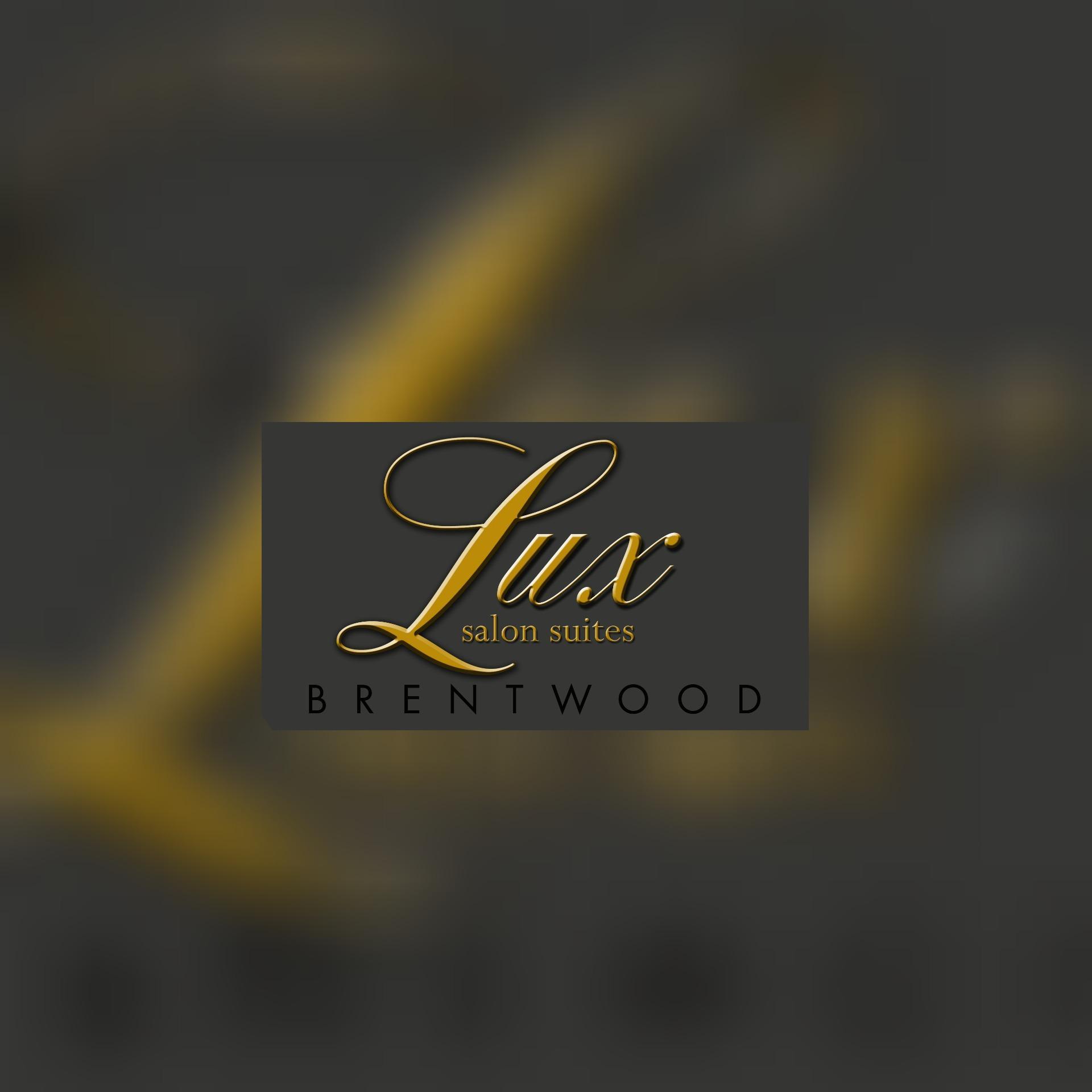 LUX Salon Suites Logo