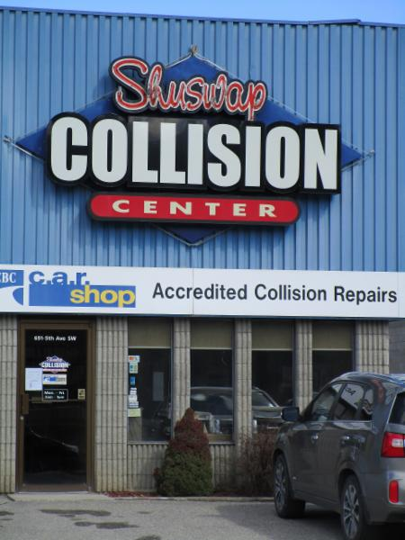 Shuswap Collision Center Ltd in Salmon Arm