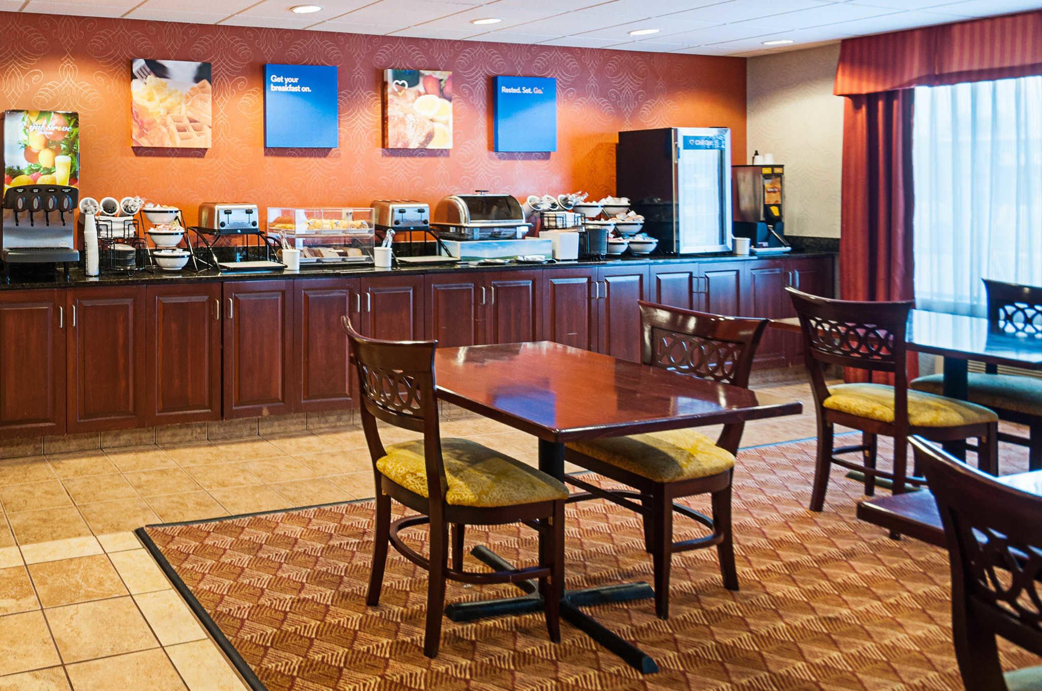Comfort Inn & Suites Cambridge image 28
