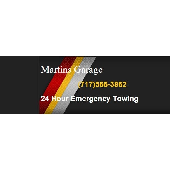 E. W. Martins Garage, Inc. - ad image