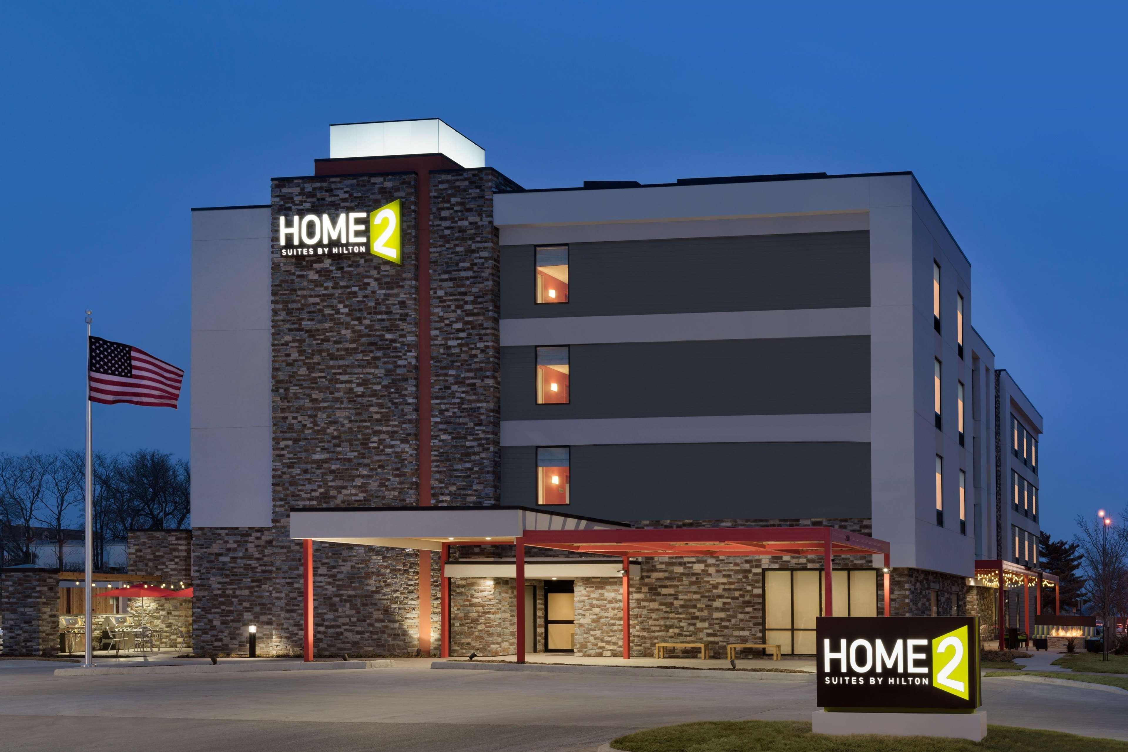 Home2 Suites by Hilton Leavenworth Downtown image 0