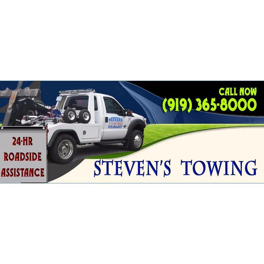Steven 39 s towing inc zebulon nc company page for Oldham motors zebulon north carolina