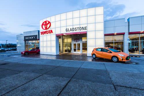 Toyota of Gladstone image 0