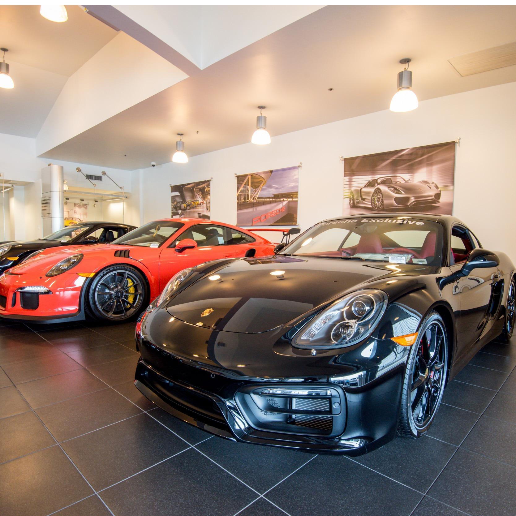 Porsche Newport Beach