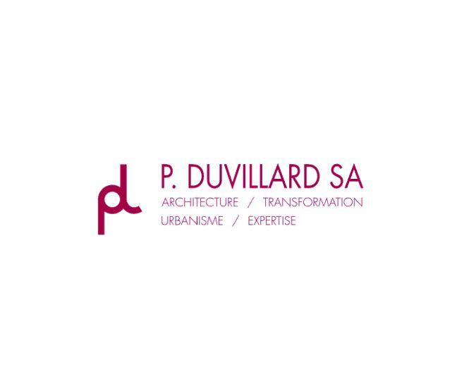 Atelier d'architecture P. Duvillard SA