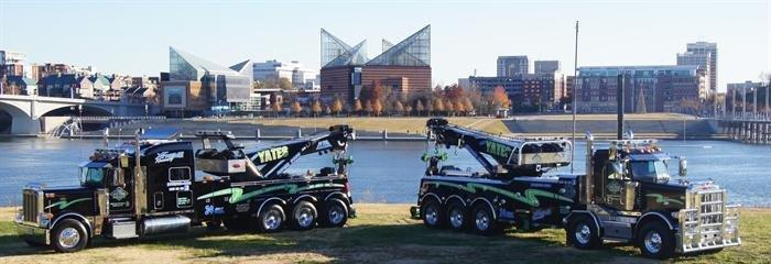 Yates Towing & Recovery LLC image 0