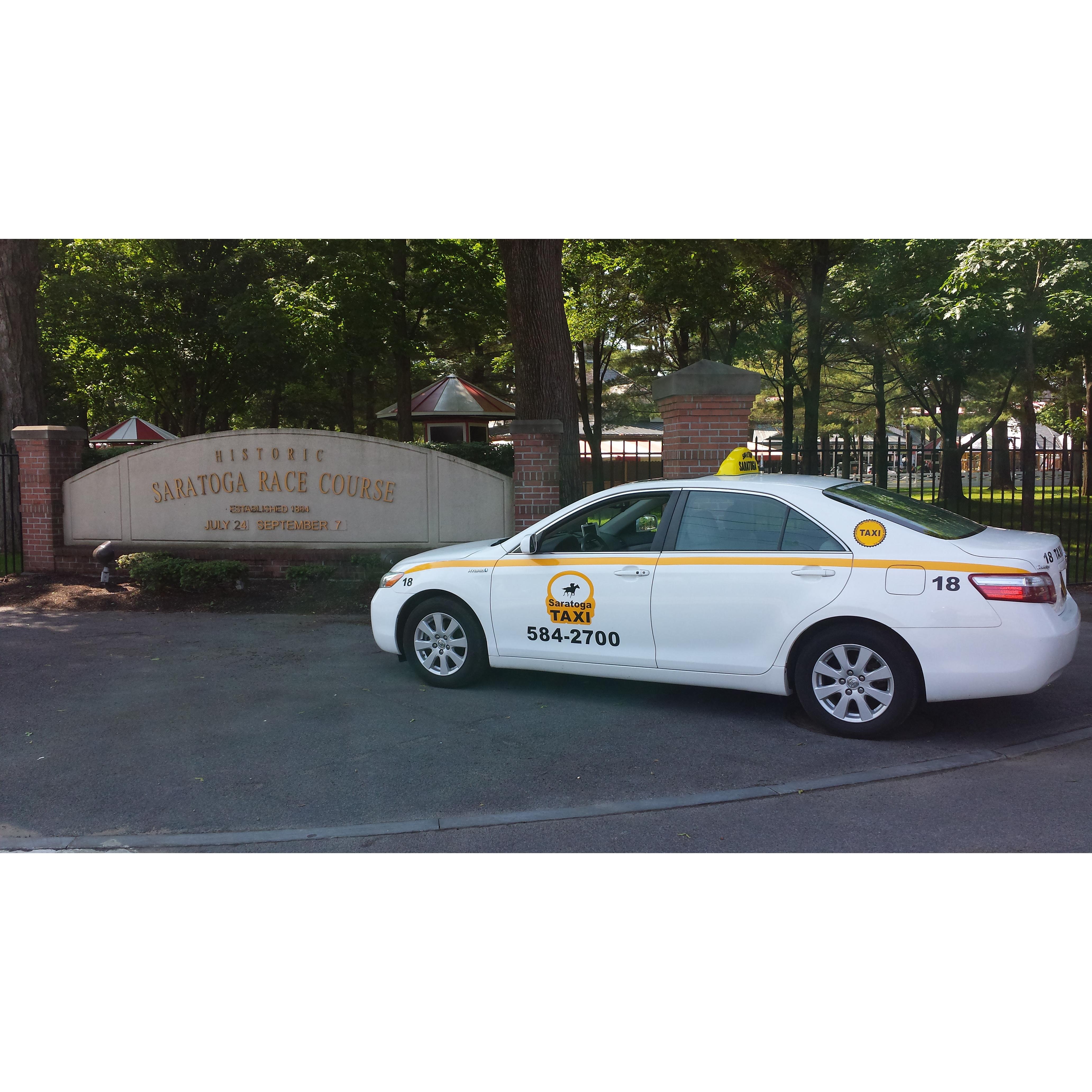 Saratoga Taxi image 0