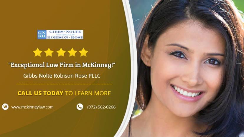 Exceptional Law Firm in McKinney, TX