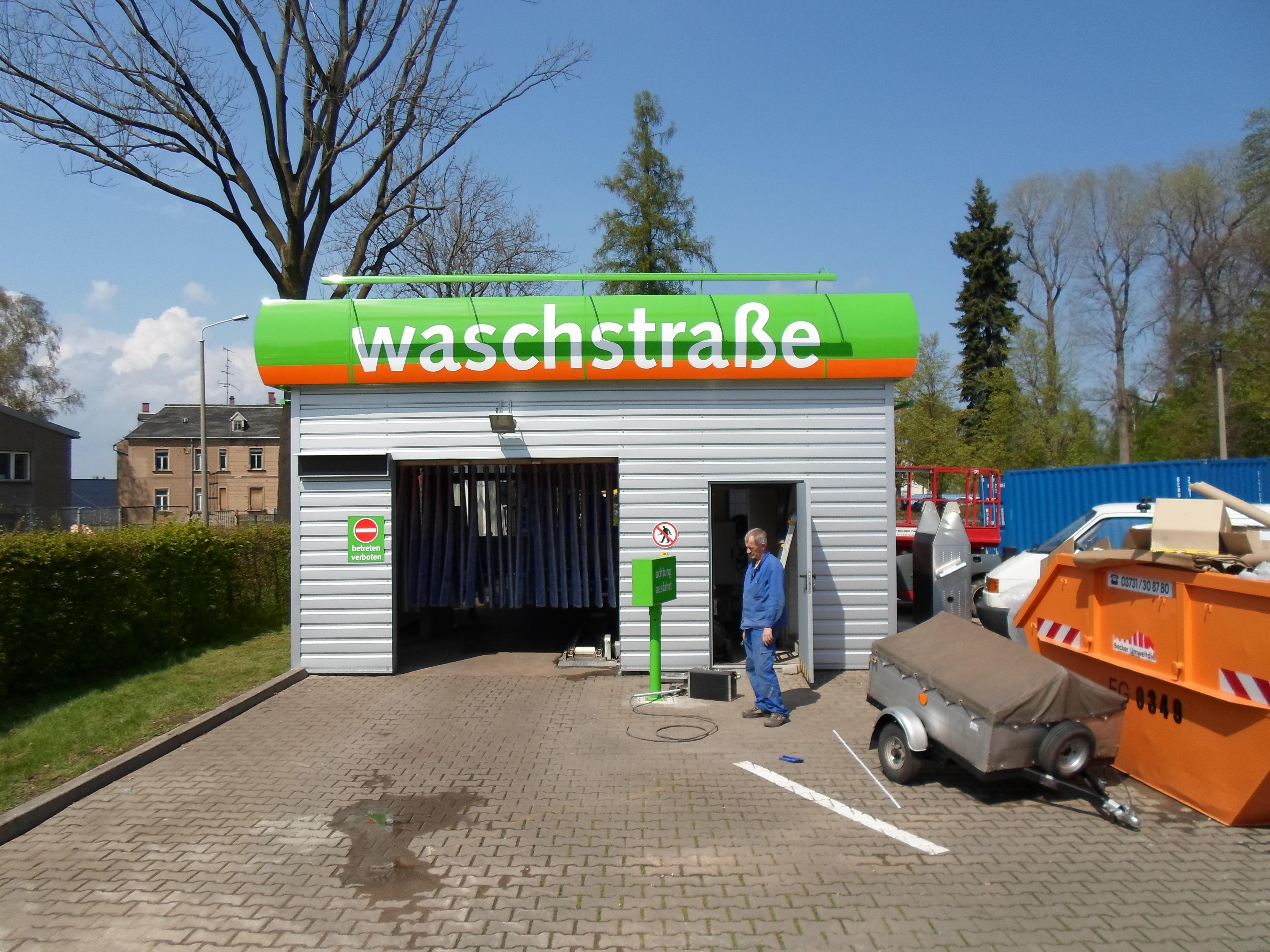 Bild der IMO Car Wash