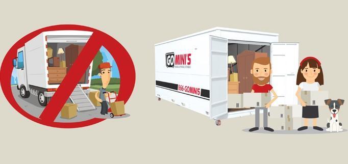 Go Mini's Moving & Portable Storage image 41