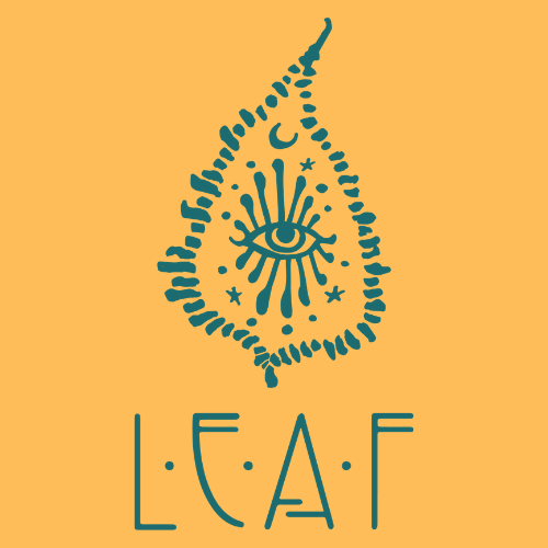 Leaf-Live Enlightened And Free