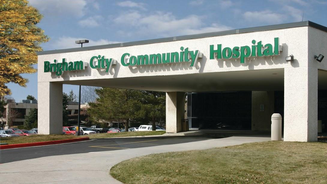 Brigham City Community Hospital ER image 0