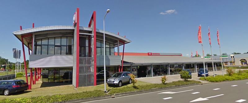 Autos camion concessie tot assen infobel nederland for Honda dealers in wv