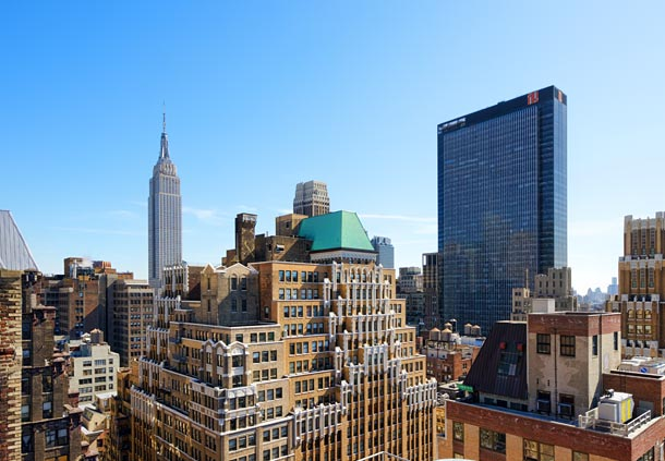Courtyard by Marriott New York Manhattan/Times Square West image 0