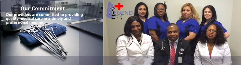 Legend Internal Medicine Urgent Care & Diagnostics PA image 4
