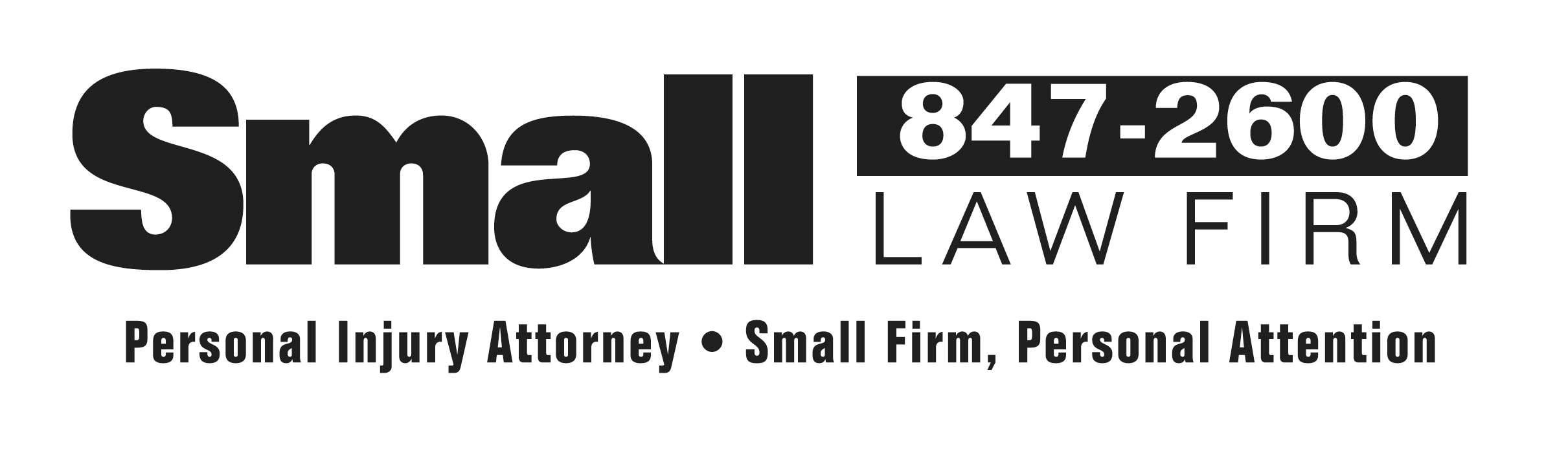 Small Law Firm - ad image