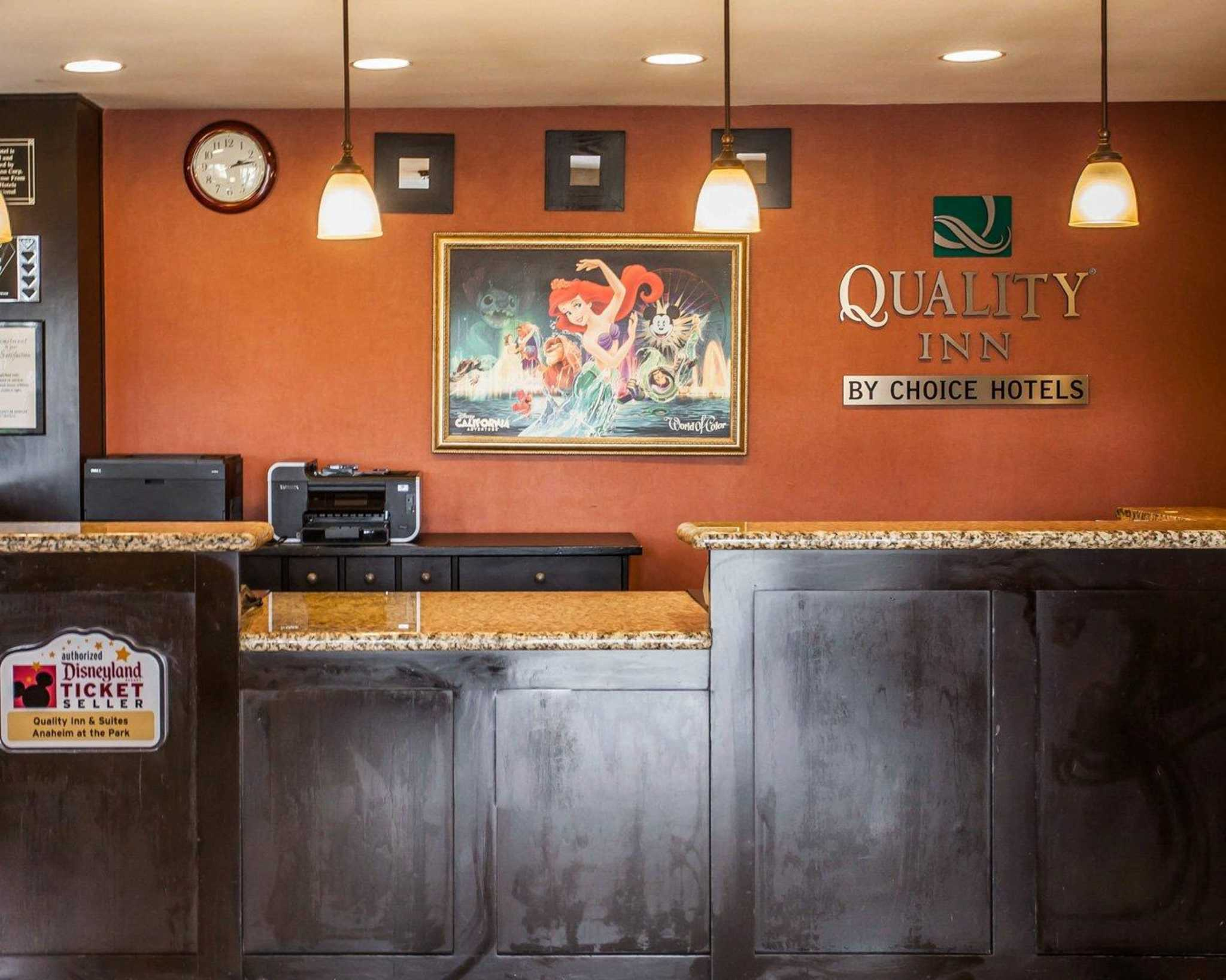 Quality Inn & Suites Anaheim at the Park image 15