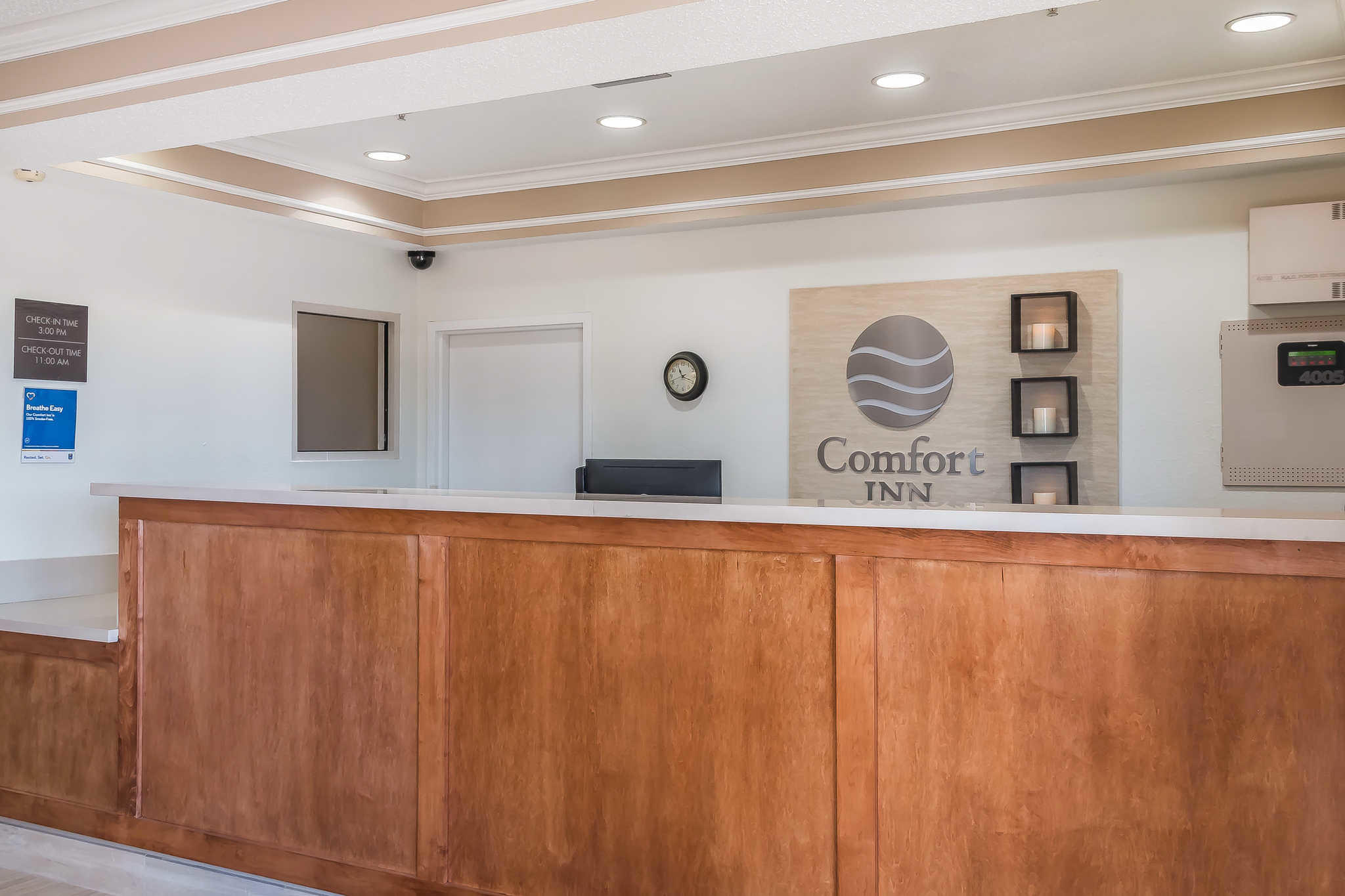 Comfort Inn I-10 EAST Near AT&T Center image 16