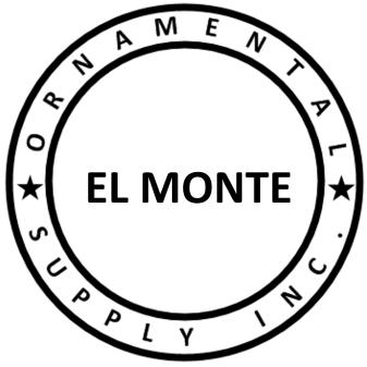 El Monte Ornamental Supply, Inc.