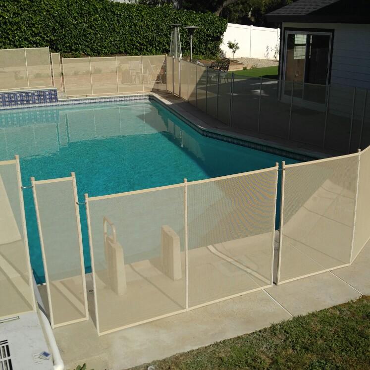 Nathans Pool Fence image 3